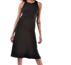 Knee-Lenght Dress-W8