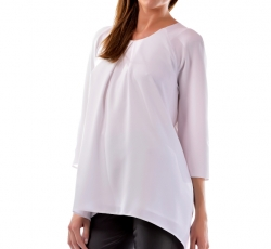 Loose-fitting Blouse-W14